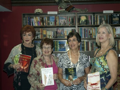 Author is Featured at Murder on the Beach Mystery Book Store
